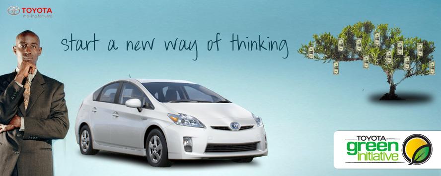 Toyotas prius advertisement campaign essay