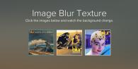 Image Blur Texture